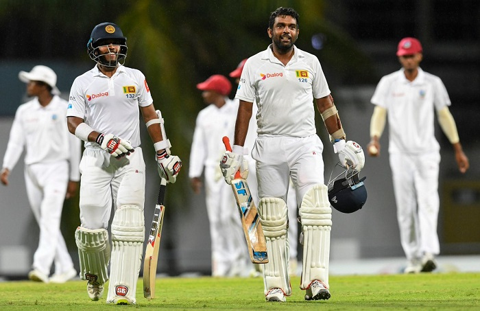 Sri Lanka  first team to beat WI playing for the first time at Bridgetown