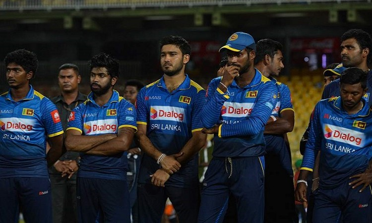 Sri Lanka's Sports Ministry takes over Sri Lanka Cricket
