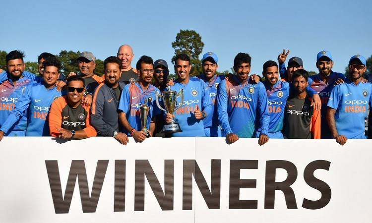India beat Ireland by 143 runs in second T20I, pocket series 2-0