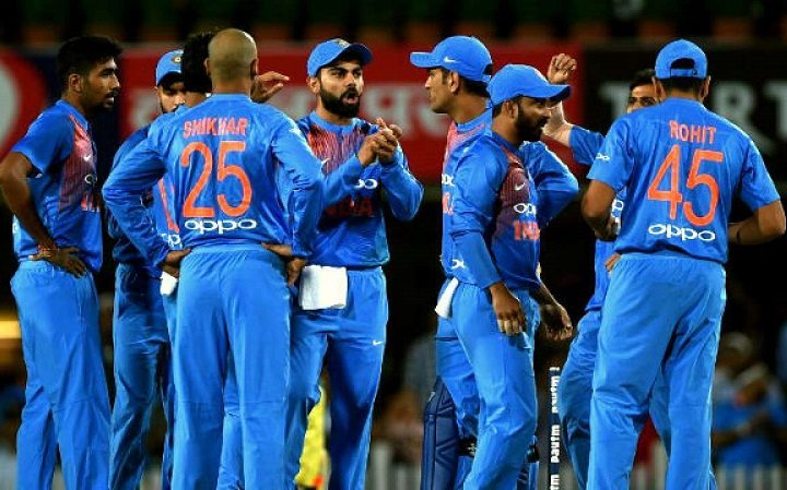 India's 100th T20 International match
