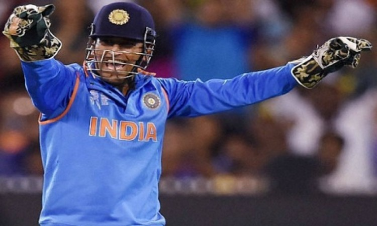 BREAKING अचानक से टी- 20 टीम के कप्तान बने धोनी Images