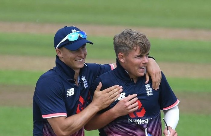 Tom and Sam Curran named in England T20I squad