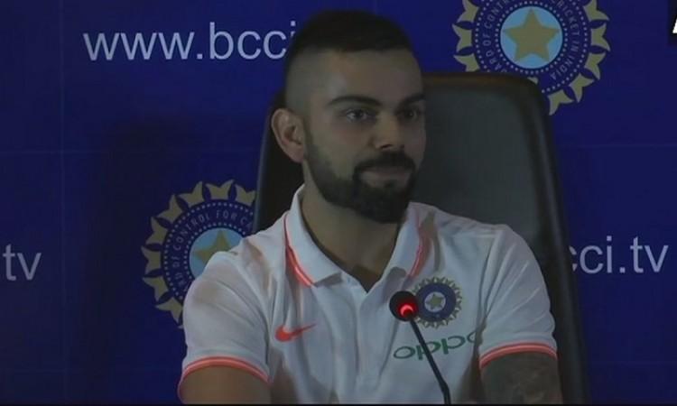 Skipper Virat Kohli expects team to be good travellers