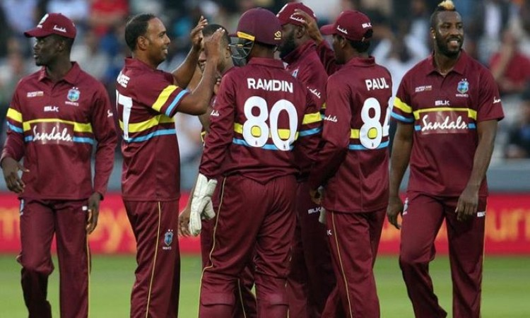 West Indies vs ICC World XI