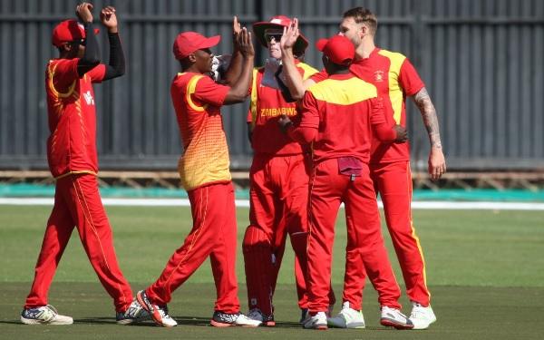 जिम्बाब्वे टीम
