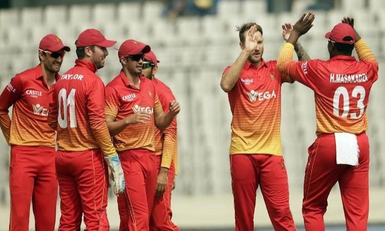 Zimbabwe T20I tri-Series