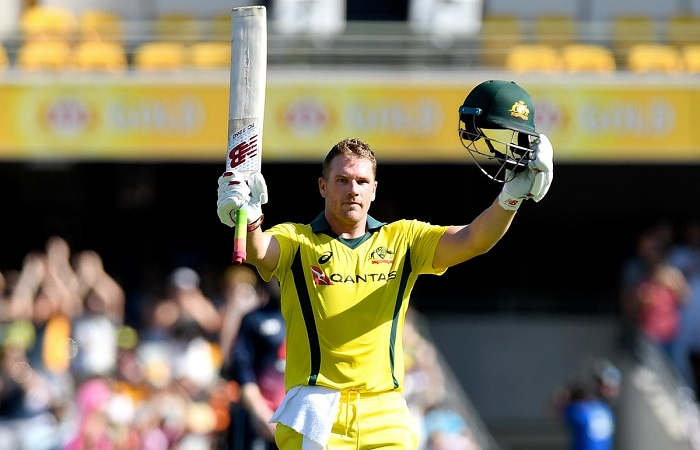 aaron finch Most centuries in odi losses for australia