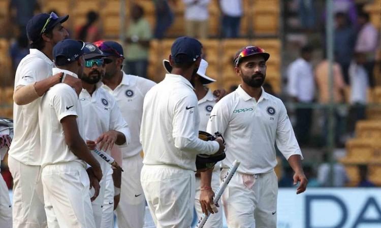 Our batting was brilliant says Ajinkya Rahane