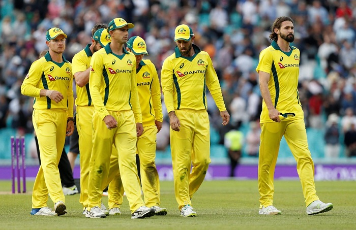 Australia slips to new low in ICC World Rankings