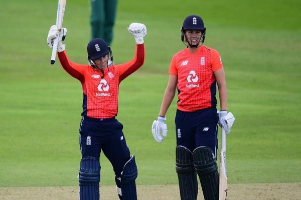इंग्लैंड महिला क्रिकेट टीम