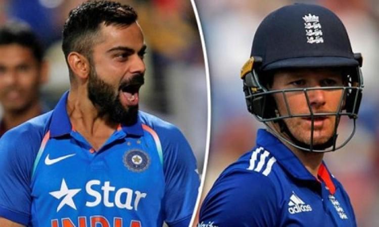 इंग्लैंड बनाम भारत: टी 20 सीरीज के लिए टीम की घोषणा, जानिए किन - किन खिलाड़ियों को मिली जगह Images