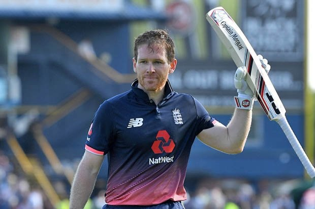 Eoin Morgan becomes England's highest ODI run scorer