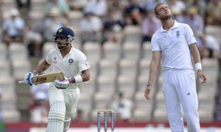 Stuart Broad ankle injury adds to England's bowling woes