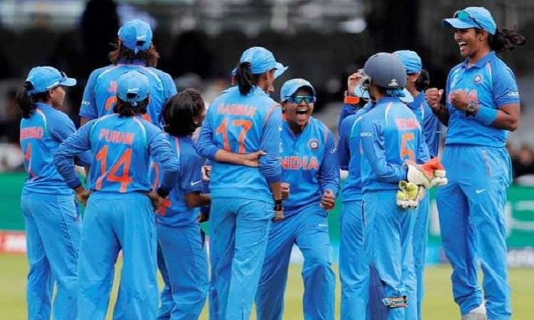 Breaking News: India Women cricket team  hammer Malaysia by 142 runs
