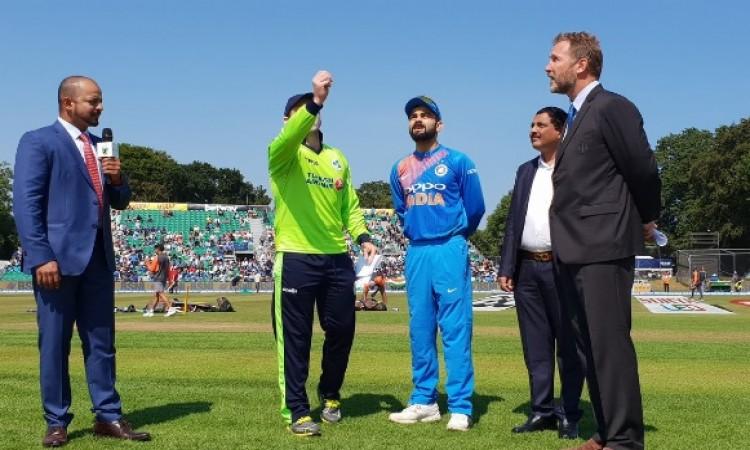 आयरलैंड के खिलाफ पहले टी- 20 में भारत की प्लेइंग इलेवन में चौंकाने वाला फैसला, जानिए Images