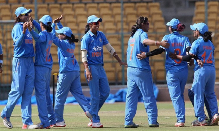 Breaking News:  India Women Cricket  beat Thailand by 66 runs in Asia Cup