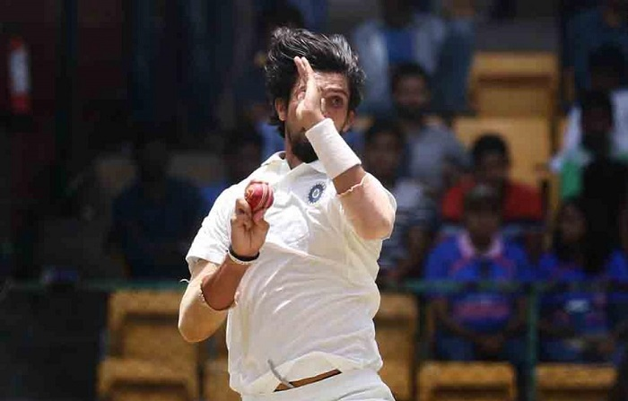 Ishant Sharma Breaks Javagal Srinath record