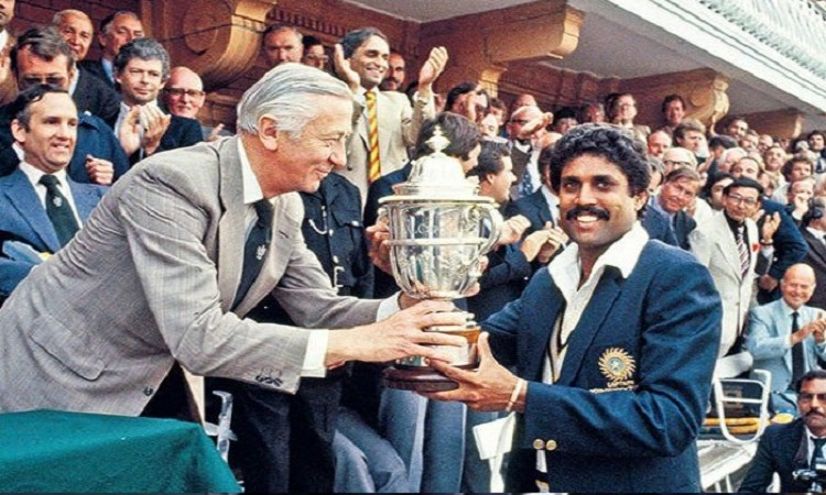 Today India won its first cricket World Cup 35 years ago ,read the complete story