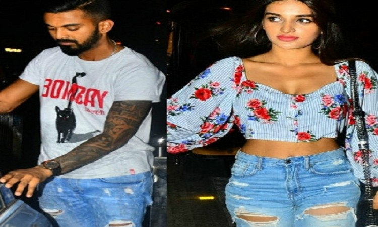 Indian opener KL Rahul denied dating Nidhhi Agerwal