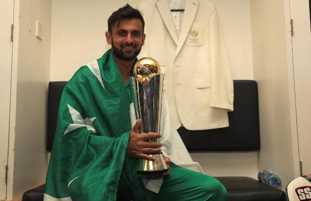 पाकिस्तान के शोएब मलिक