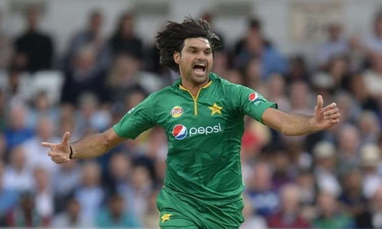 5 tallest cricketers of all time