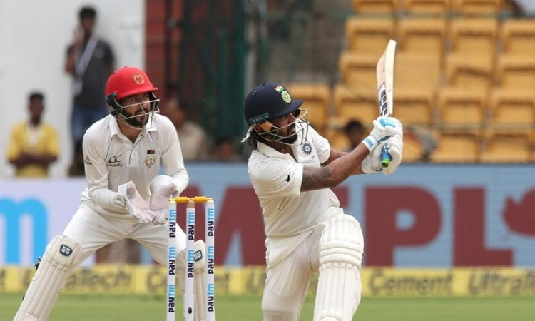 Ind vs Afgh Test: Vijay, Rahul take India to 248/1
