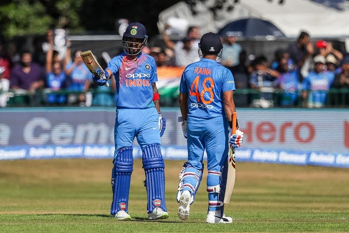 India have now scored 11 200-plus scores in T20Is