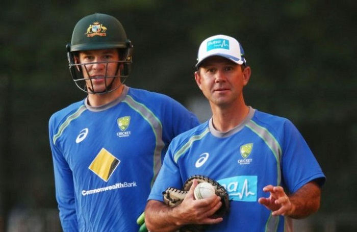 Ricky Ponting joins Australia support staff for England tour