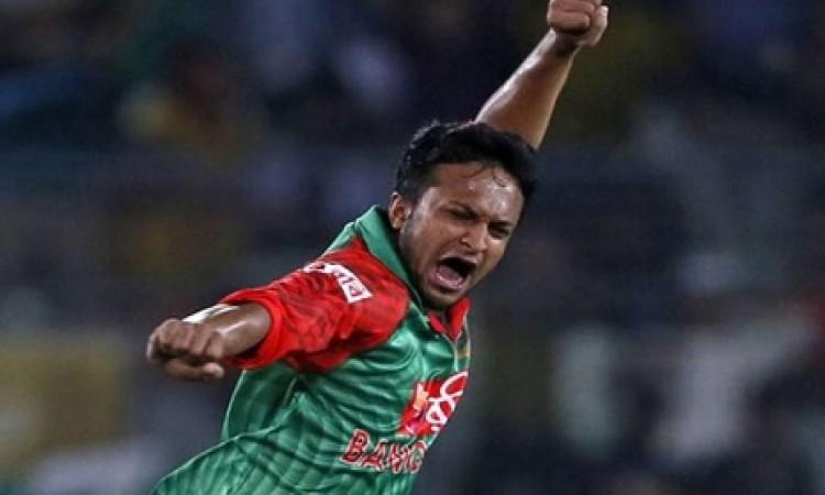 अफगानिस्तान से मिली हार से खफा हुए शाकिब अल हसन, टीम के बारे में दिया चौंकाने वाला बयान Images