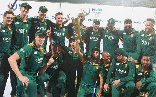 Cricket South Africa announces ODI squad for Sri Lanka tour