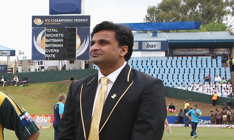 Sundaram Ravi, Javagal Srinath retained as ICC umpire, match referee