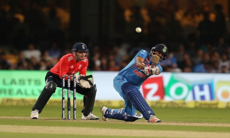 Suresh Raina replaces 'unfit' Ambati Rayudu for England ODIs