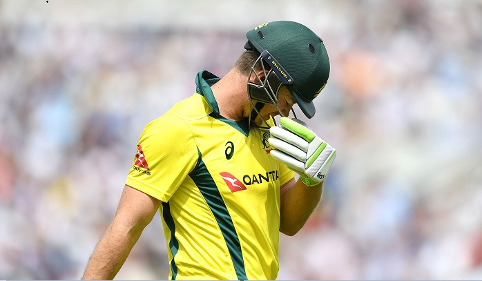 Tim Paine's 36 runs the fewest by an Australian captain in a 5 match ODI series