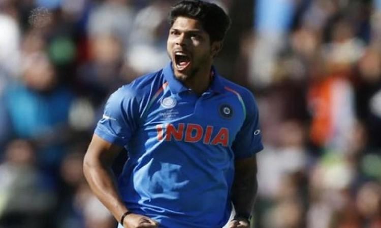 दूसरे टी-20 में उमेश यादव के भारत की प्लेइंग इलेवन में शामिल होते ही बना यह हैरत भरा रिकॉर्ड Images