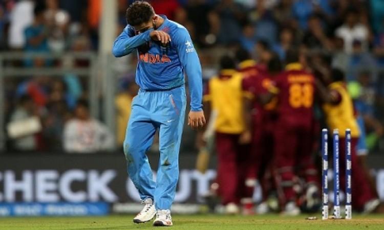 कप्तान विराट कोहली का दिल रोया, इस वजह से हुए काफी इमोशनल Images