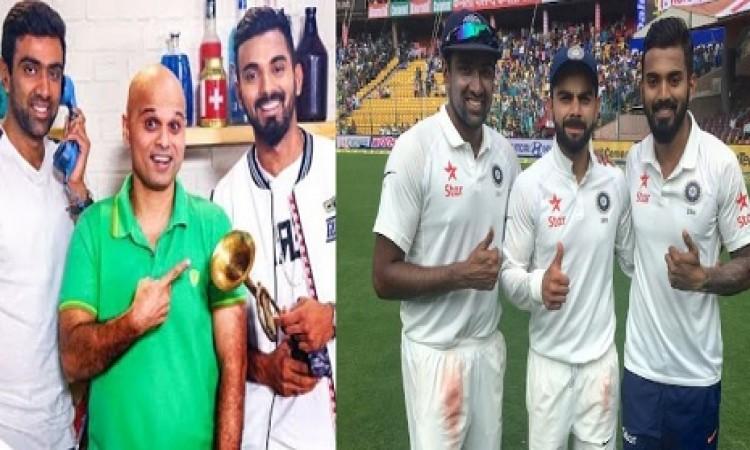 अश्विन और राहुल का कोहली को लेकर बड़ा खुलासा, नॉन स्ट्राइक एंड पर रहकर गेंदबाजों की इस तरह से लगाते