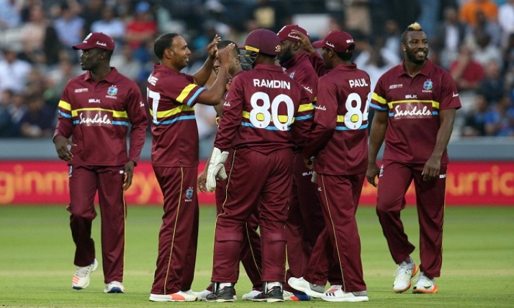west indies beat icc world xi by 72 runs in only t20i