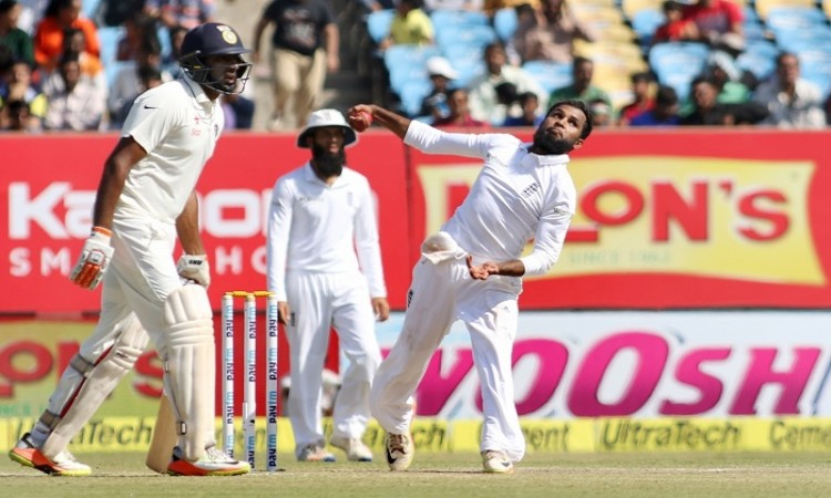 Adil Rashid test cricket