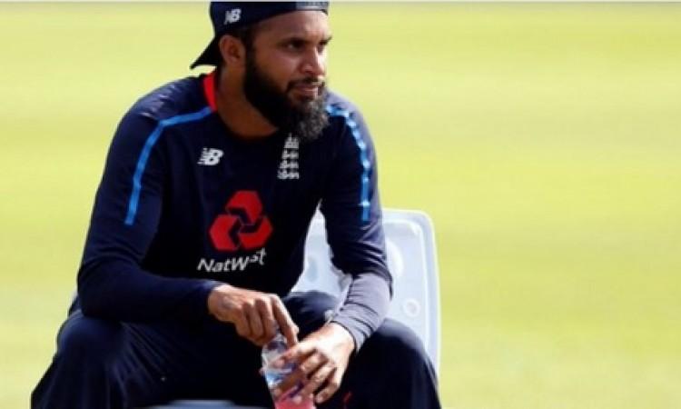 भारत के खिलाफ टेस्ट सीरीज के लिए टीम में आने के बाद हैरान हो गए हैं आदिल राशिद Images