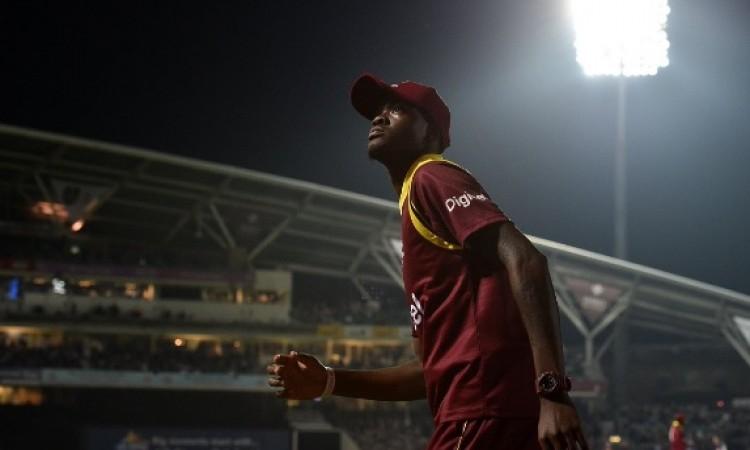 बांग्लादेश के खिलाफ दूसरे वनडे  में वेस्टइंडीज तेज गेंदबाज से हुई ऐसी गलती, आईसीसी ने लिया फैसला Ima