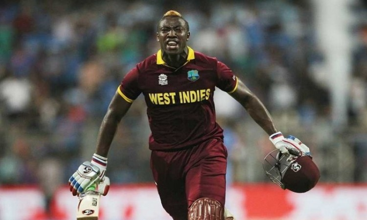 Andre Russell ODI