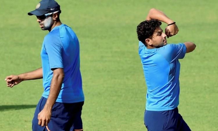 रहाणे ने पहले टेस्ट मैच को लेकर दिया खास बयान, अश्विन और कुलदीप में इसे मिलेगा मौका Images