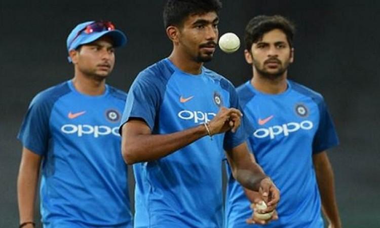 जसप्रीत बुमराह की जगह इस गेंदबाज को किया गया भारतीय टीम में शामिल BREAKING Images