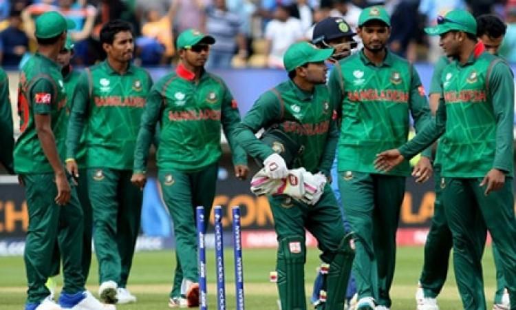 वेस्टइंडीज के खिलाफ वनडे सीरीज के लिए बांग्लादेश की टीम घोषित  Images