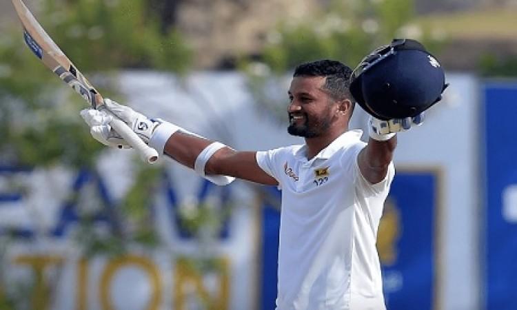 श्रीलंका के ओपनर दिमुथ करुणरत्ने ने टेस्ट में बना दिया हैरान करने वाला रिकॉर्ड Images