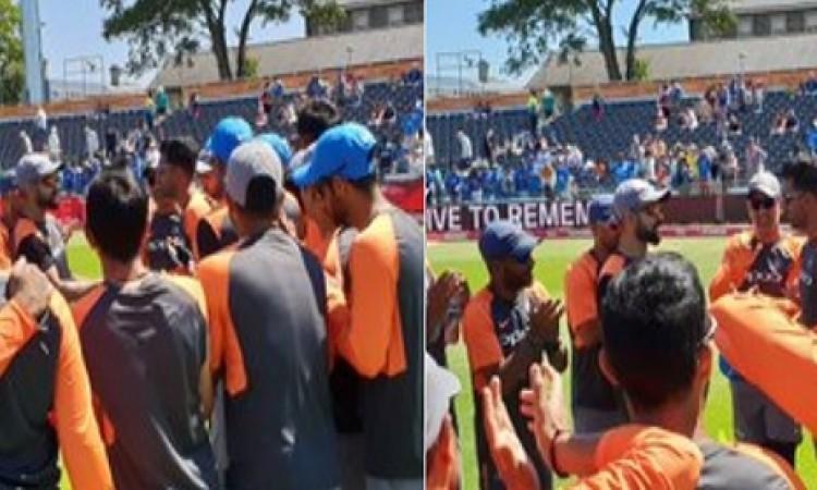 निर्णायक टी-20 में भारतीय टीम में बदलाव, इस खिलाड़ी ने किया डेब्यू BREAKING Images