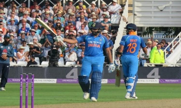 इंग्लैंड के खिलाफ दूसरे वनडे के लिए भारत की संभावित प्लेइंग इलेवन, जानिए Images