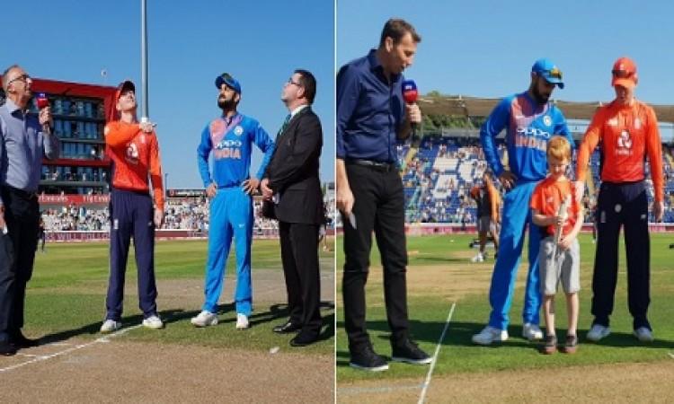 दूसरे वनडे में टॉस जीतकर भारत की टीम करेगी यह फैसला, जानिए  Images