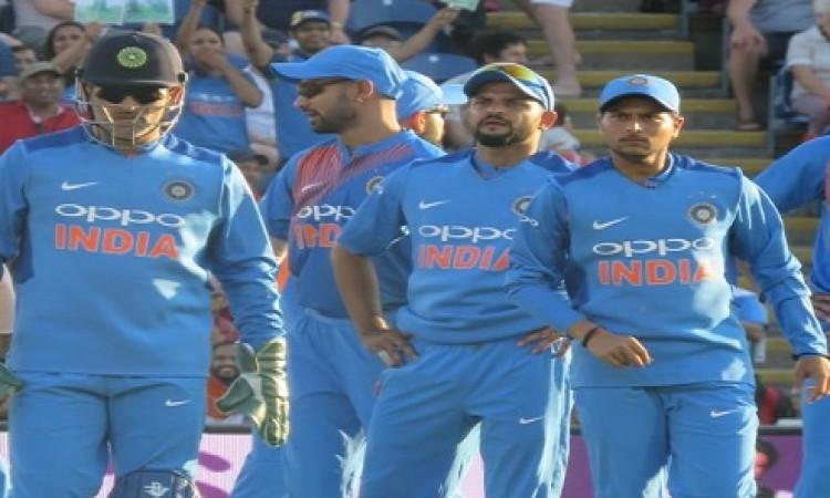 लॉर्ड्स वनडे में भारत की प्लेइंग इलेन का ऐलान, जानिए किन - किन खिलाड़ियों को मिला मौका Images