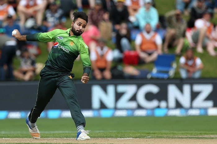 Maiden 5 wicket haul for Faheem Ashraf and Zimbabwe have been skittled out for 67